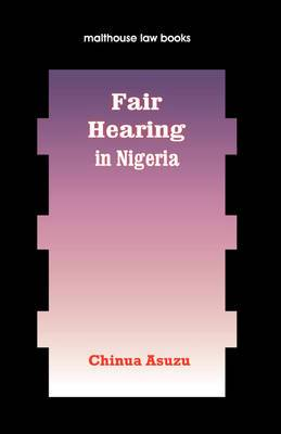 Fair Hearing in Nigeria
