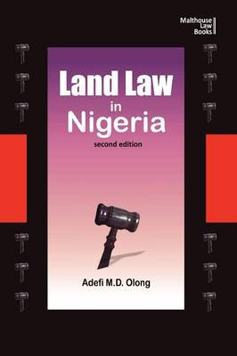 Land Law in Nigeria. Second Edition