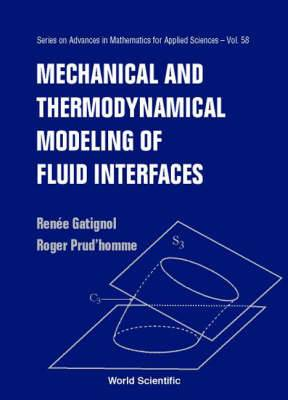 Mechanical and Thermodynamical Modeling of Fluid Interfaces