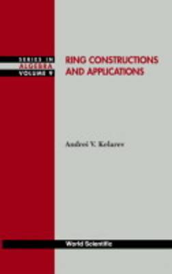 Ring Constructions and Applications