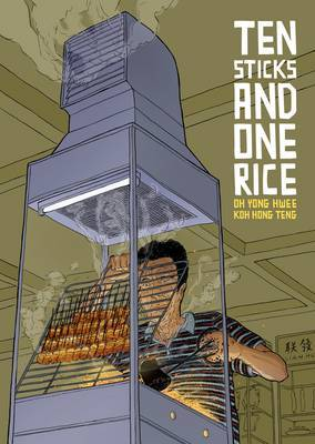 Ten Sticks and One Rice