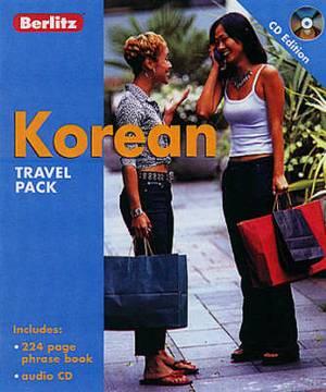 Korean Berlitz Travel Pack