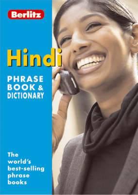 Berlitz: Hindi Phrase Book & Dictionary