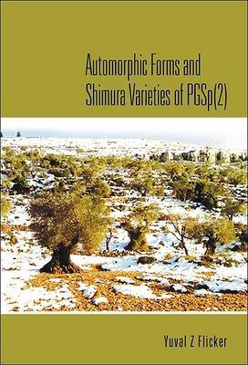 Automorphic Forms and Shimura Varieties of PGSp(2)