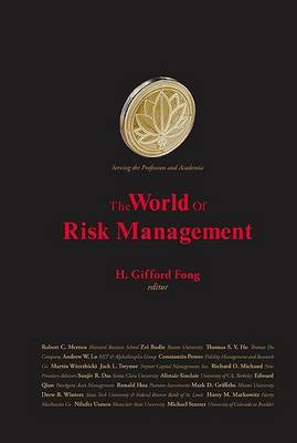 The World of Risk Management