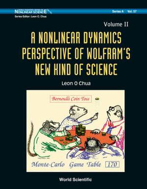 Nonlinear Dynamics Perspective Of Wolfram's New Kind Of Science, A (In 2 Volumes)