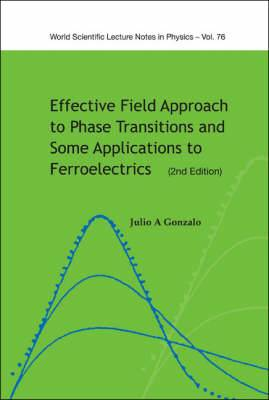 Effective Field Approach to Phase Transitions and Some Approach Applications to Ferroelectrics