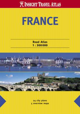 France Insight Travel Atlas