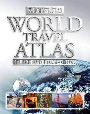 Insight Deluxe World Travel Atlas