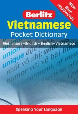 Berlitz Pocket Dictionary: Vietnamese