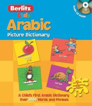 Berlitz Language: Arabic Picture Dictionary