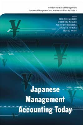 Japanese Management Accounting Today