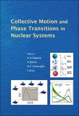 Collective Motion and Phase Transitions in Nuclear Systems: Proceedings of the Predeal International Summer School in Nuclear Physics