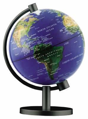 Physical Illuminated Insight Globe