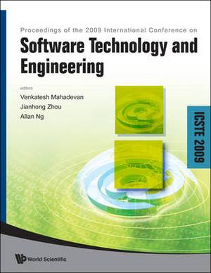 Software Technology and Engineering - Proceedings of the International Conference on ICSTE 2009: 2009