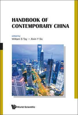 Handbook Of Contemporary China