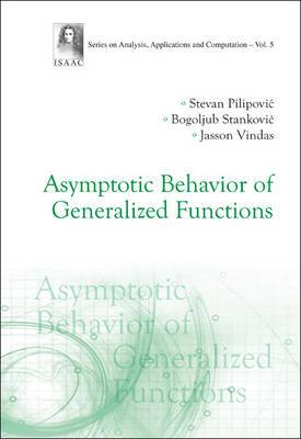 Asymptotic Behavior of Generalized Functions