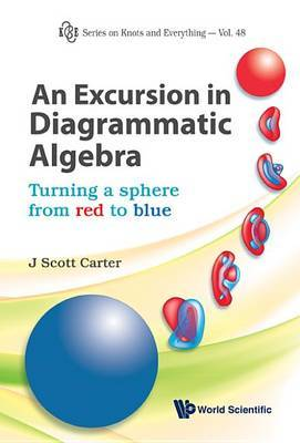 An Excursion in Diagrammatic Algebra: Turning a Sphere from Red to Blue