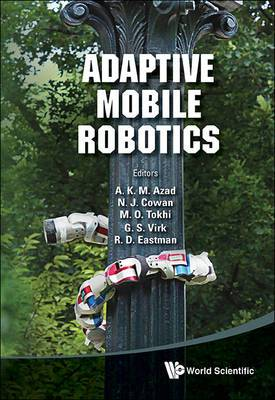 Adaptive Mobile Robotics - Proceedings Of The 15th International Conference On Climbing And Walking Robots And The Support Technologies For Mobile Machines