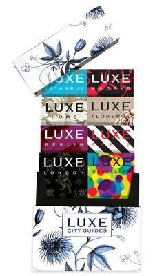 European Grand Tour Box Set Luxe City Guides: Includes 8 Guides