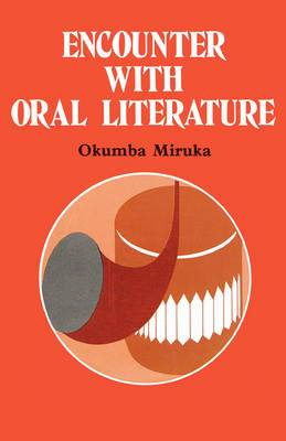Encounter with Oral Literature