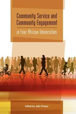 Community Service and Community Engagement in Four African Universities
