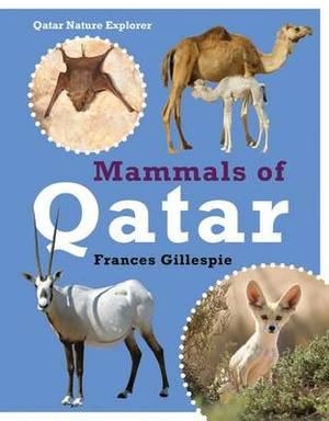Mammals of Qatar