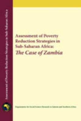 Assessment of Poverty Reduction Strategies in Sub-Saharan Africa: The Case of Zambia