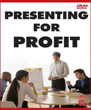 Presenting For Profit