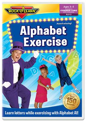 Rock 'N Learn: Alphabet Exerci