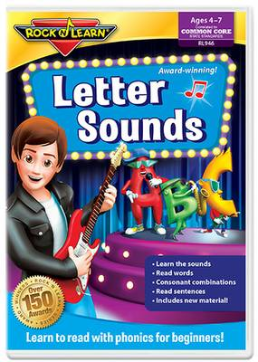 Rock 'N Learn: Letter Sound