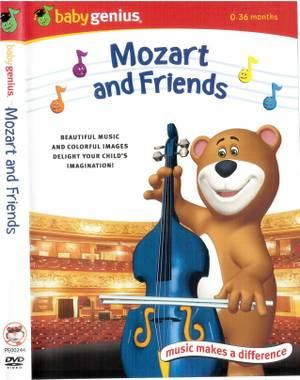 Baby Genius Mozart & Friends D