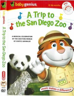 Baby Genius A Trip To San Dieg