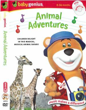 Baby Genius Animal Adventures