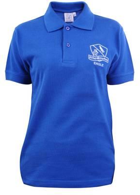 Blue House Polo Shirt