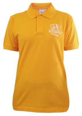 Yellow House Polo Shirt