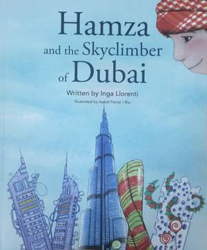 Hamza And The Skyclimber Of Dubai