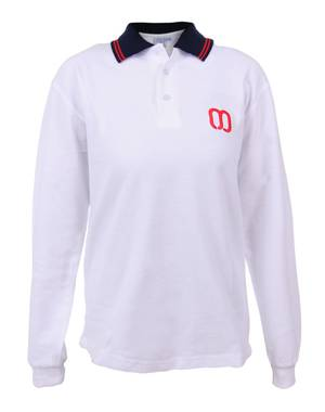 Long Sleeve PE Polo Shirt