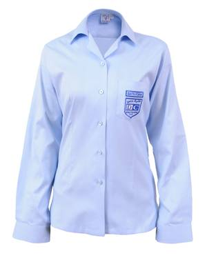 6th Form Long Sleeve Blouse