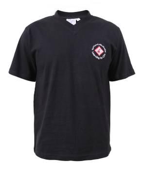 Black House V-Neck Shirt