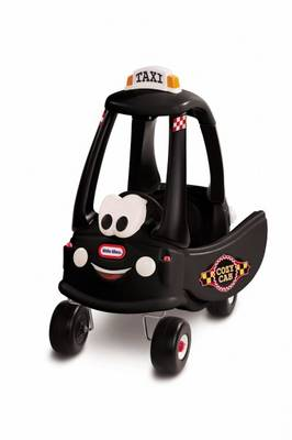 Little Tikes Cozy Coupe Cab Black (No Elect) 172182E3