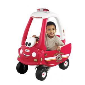 Little Tikes Ride Æn Rescue Cozy Coupe W O Electrnics 172502E3