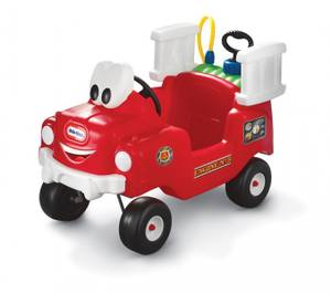 Little Tikes Spray And Rescue Fire Truck 6161