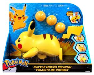 Magrudy com - Pokemon Battle Moves Pikachu