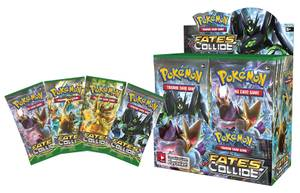 Pokemon: Xy10 Fates Collide Booster