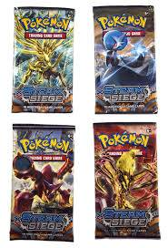 Pokemon Tcg Xy11 Steam Siege Booster