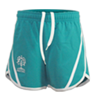 Teal Green PE Short