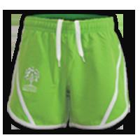 Lime Green PE Short