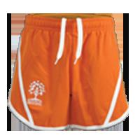 Orange PE Short