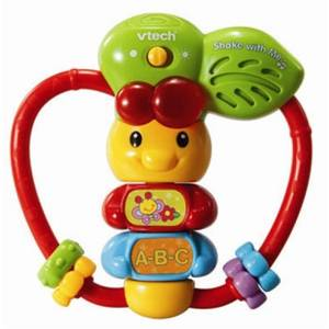 Vtech Apple Rattle(Vt80-077803)